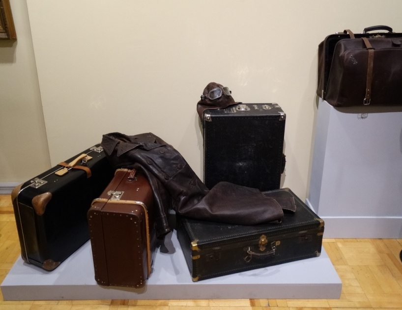 чемодан, Globe-Trotter, Юлиус Мюллер, саквояж, баул, чемодан-гардероб