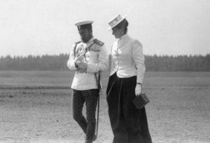Николай II,Романовы
