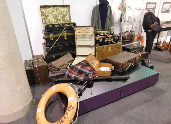 Аркадий Константинов,чемодан,выставка