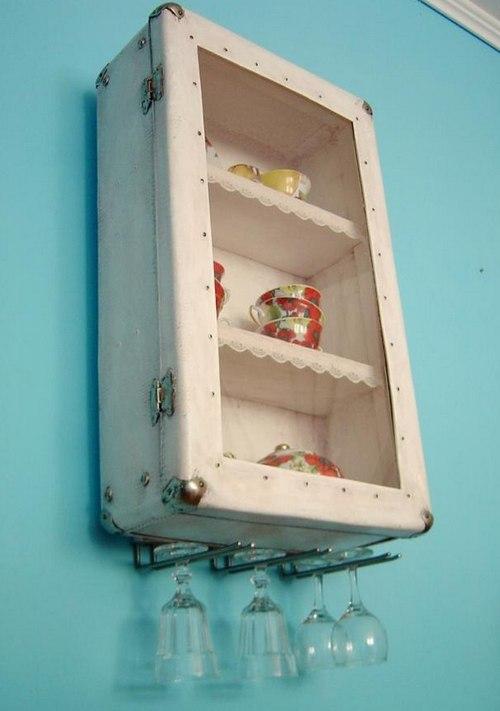 Шкаф на стену своими руками