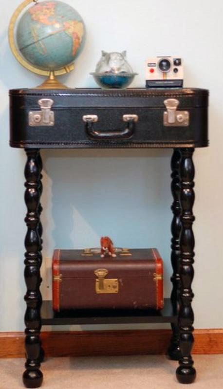 чемодан,дизайн,интерьер,мебель