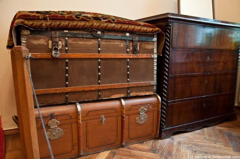 чемодан, Ленин, старинный кофр