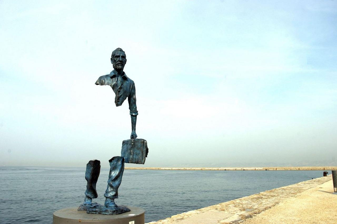 скульптура Ван Гога, Бруно Каталано