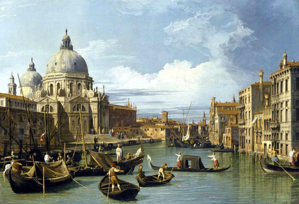 Венеция, Каналетто