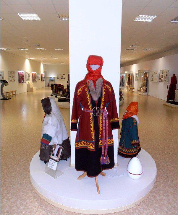 этнические костюмы народов Севера