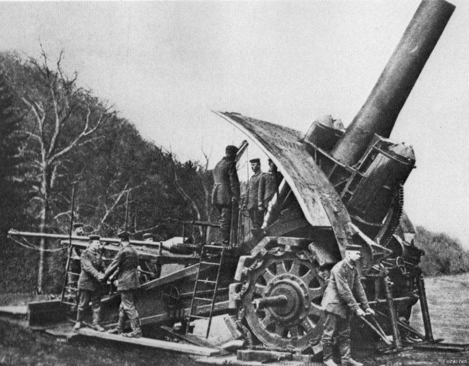 пушка,германские артиллеристы