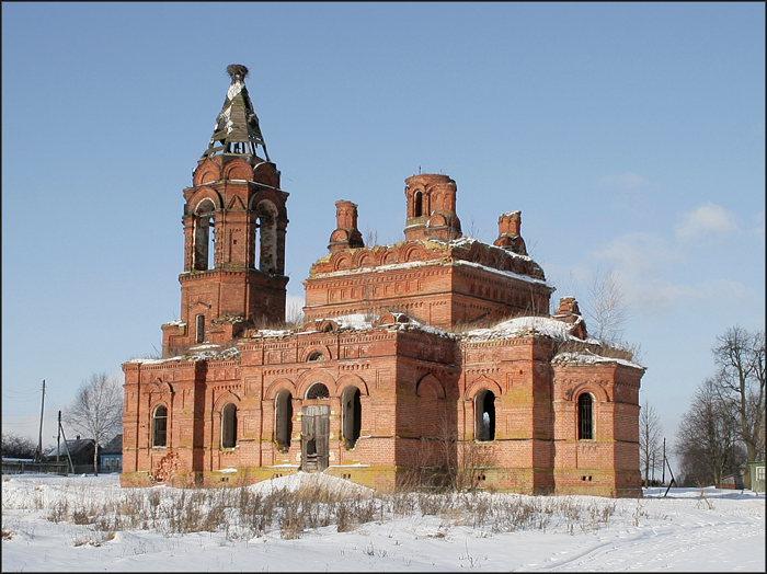 деревня Чемоданово Калужской области