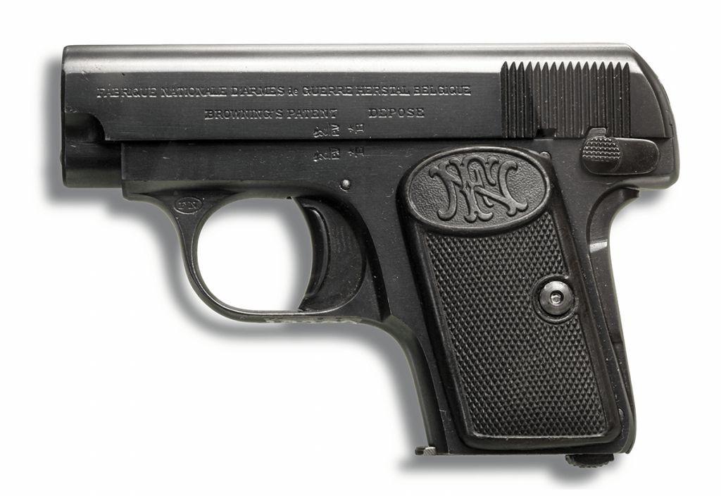 пистолет-браунинг
