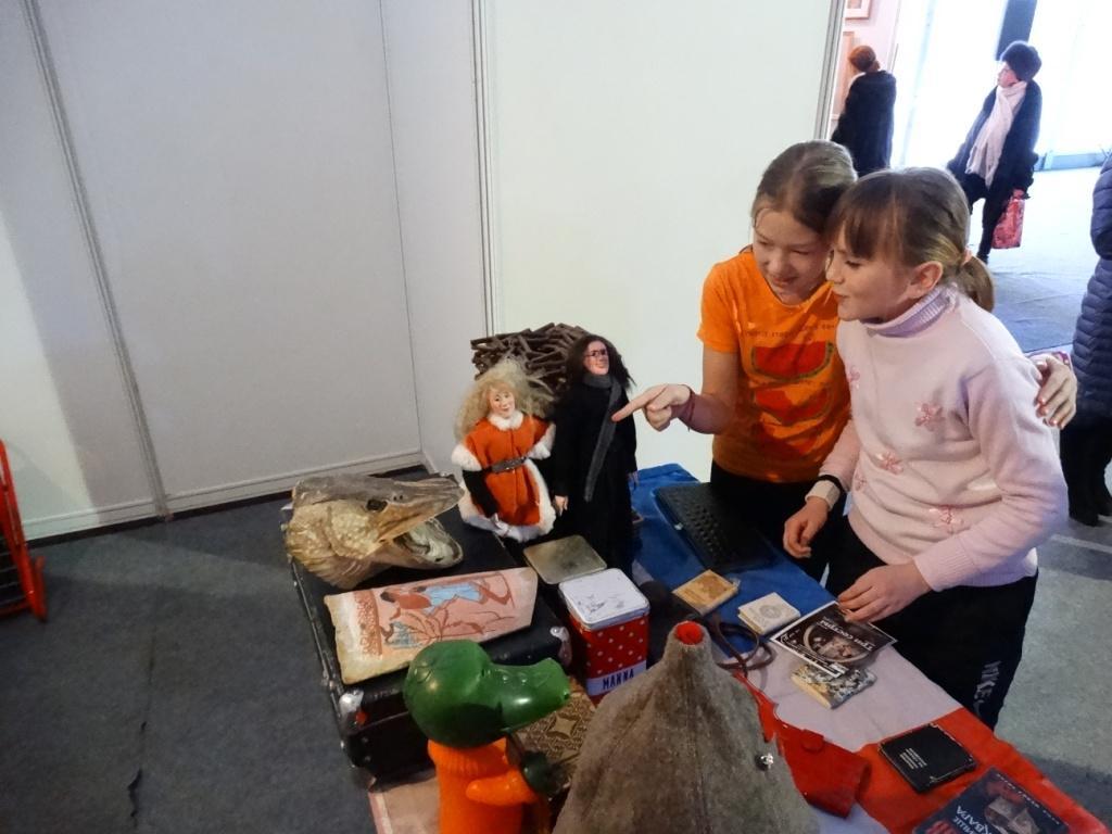 Блошиный рынок в Перми
