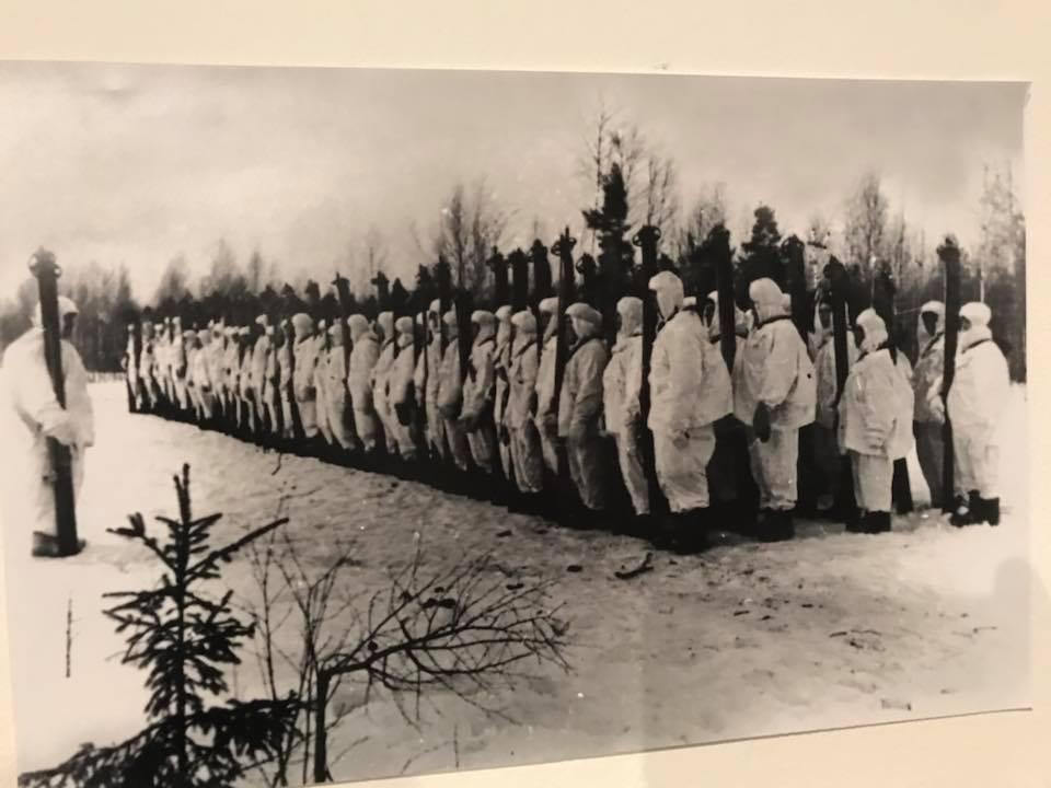 лыжные батальоны - защитники блокадного Ленинграда