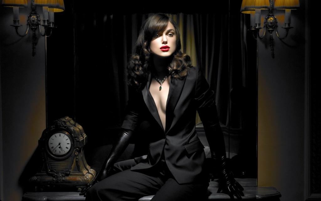 Кира Найтли, леди-вамп