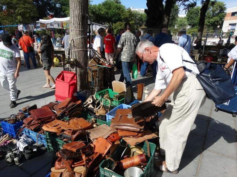 портфели на блошином рынке