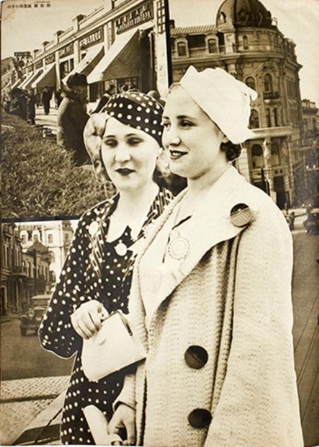 старинное фото, Харбин
