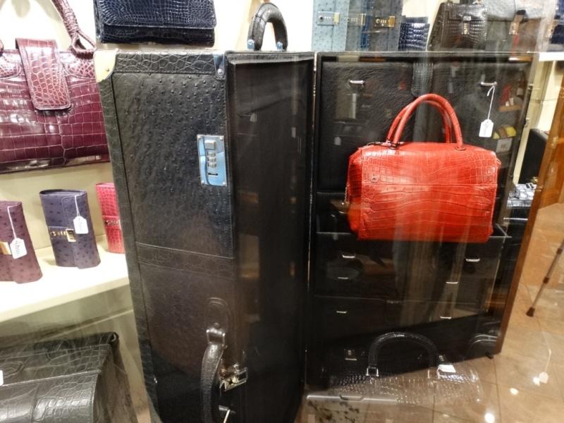 чемодан и сумка