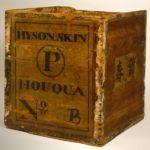 деревянный ящик для чая