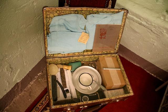 Тревожный чемоданчик