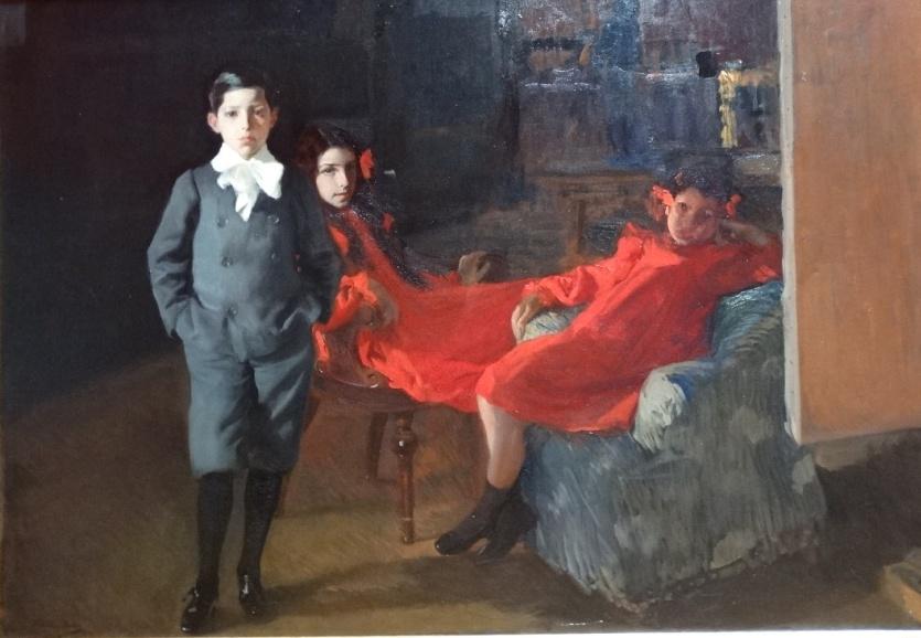 картина Хоакина Сорольи