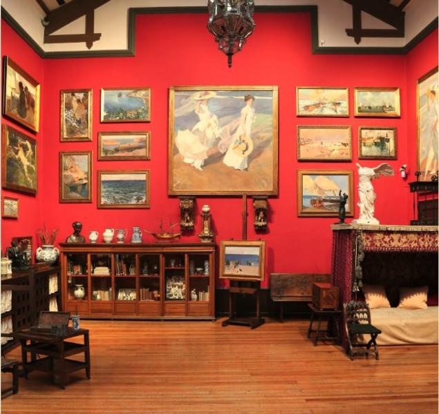 дом-музей Хоакина Сорольи в Мадриде