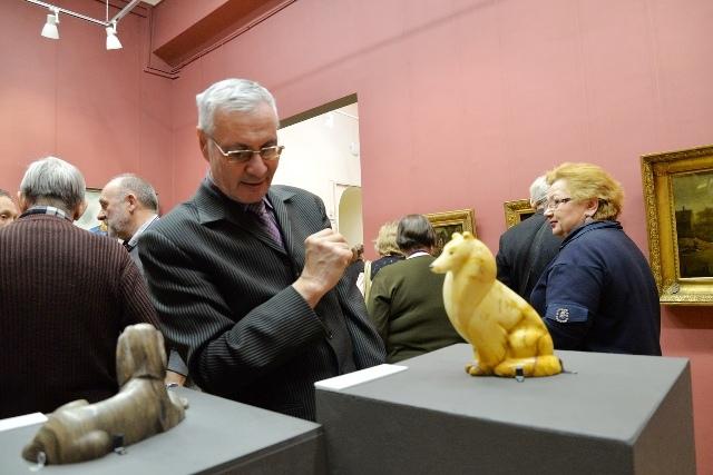 Выставка Собаки в Пермской художественной галерее