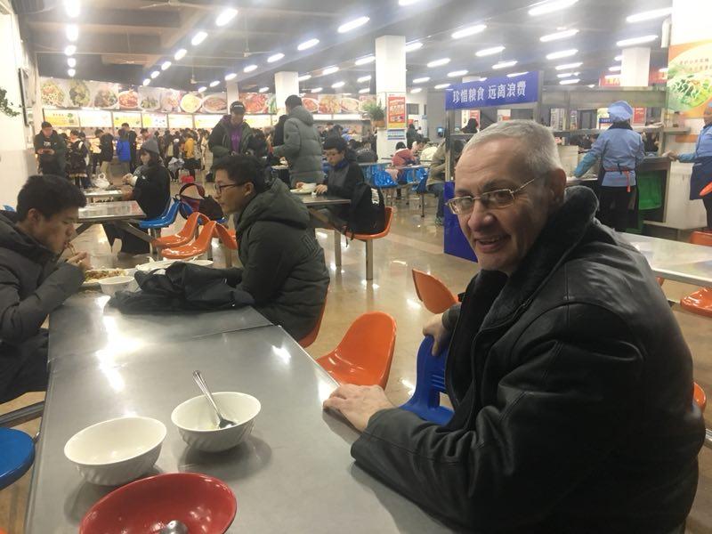 Аркадий Константинов в Китае