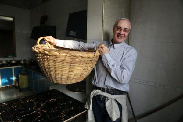 Аркадий Константинов,китайская корзина