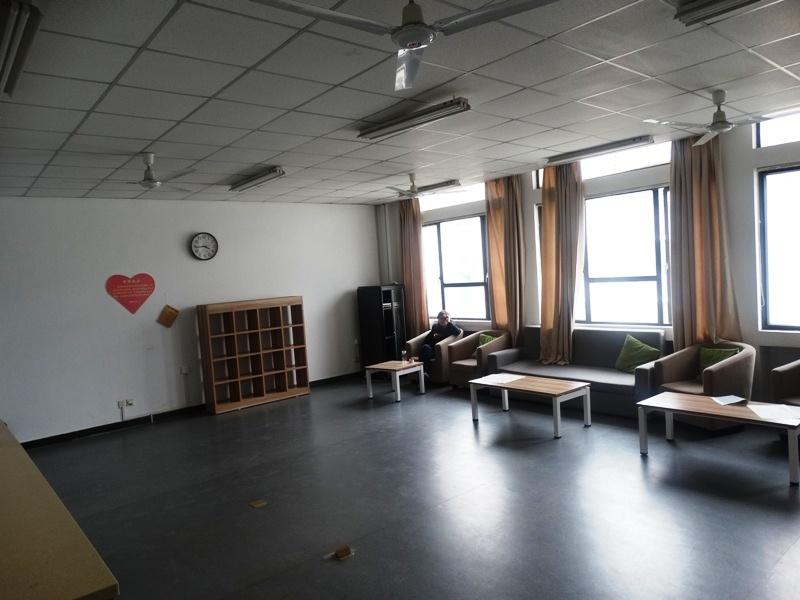 комната отдыха в Анхойском университете,Китай,Хэфэй