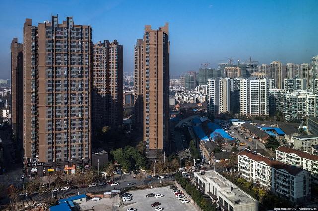 Новостройки Хэфэя, Китай