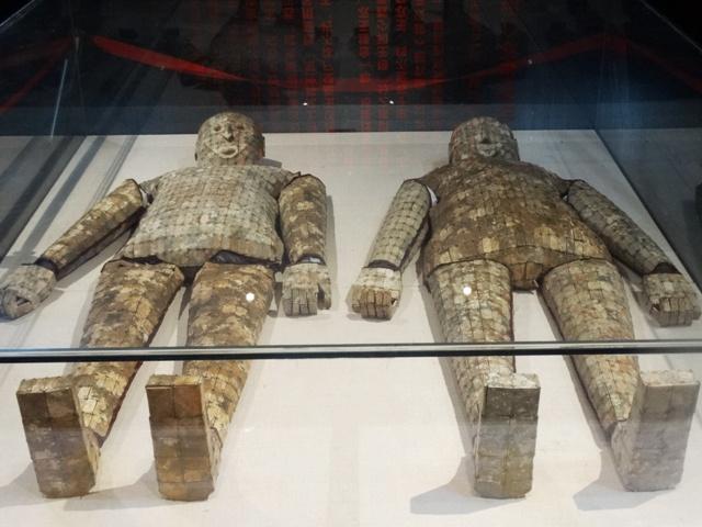 Китай,музей,древности,мумия