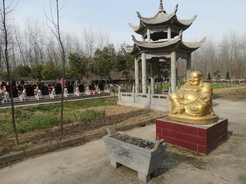 кладбище,Китай