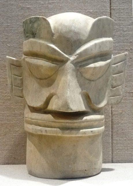 китайская древняя статуэтка