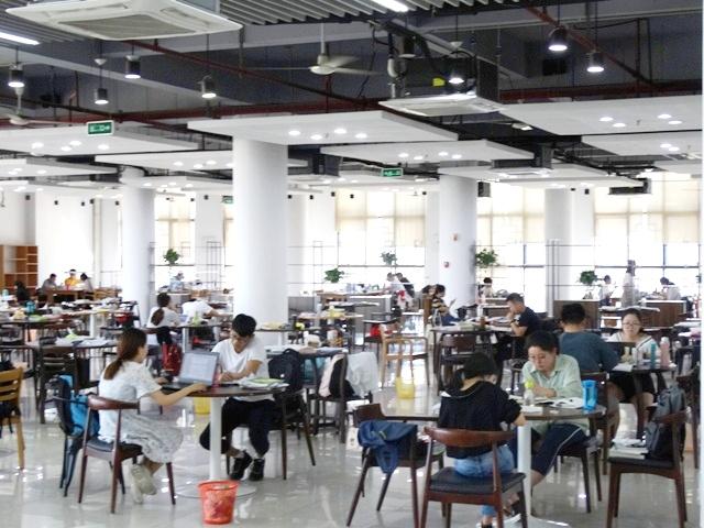 читальный зал,Китай,Анхойский университет