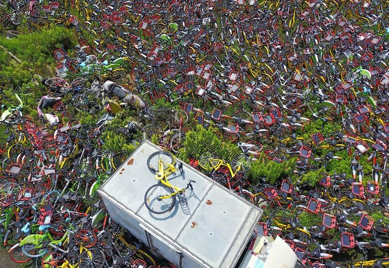 велосипеды Китай