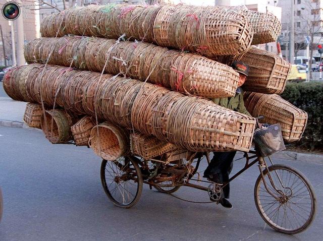 Велосипед груз корзины Китай