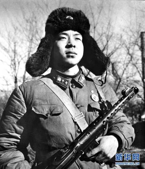 китайский герой Лэй Фэн