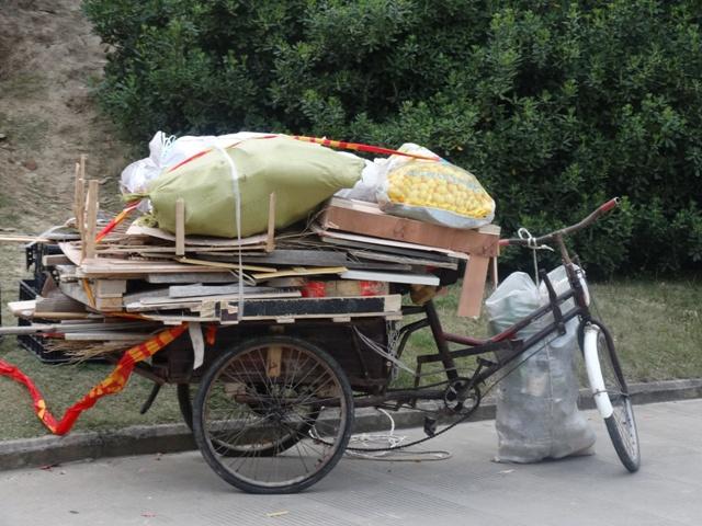 велосипед-тачка
