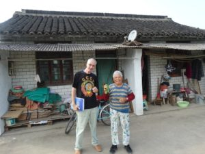 Шанхай,китайский дом