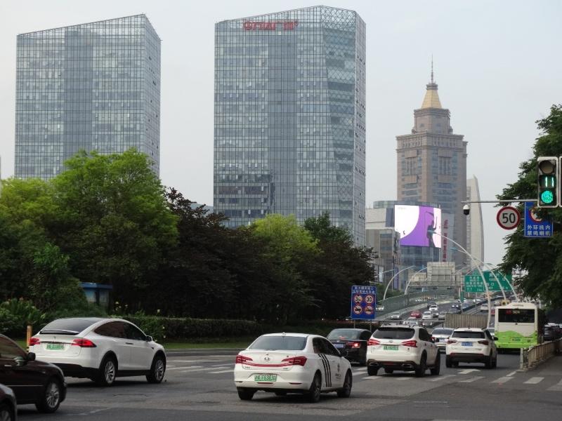 Шанхай,современная архитектура