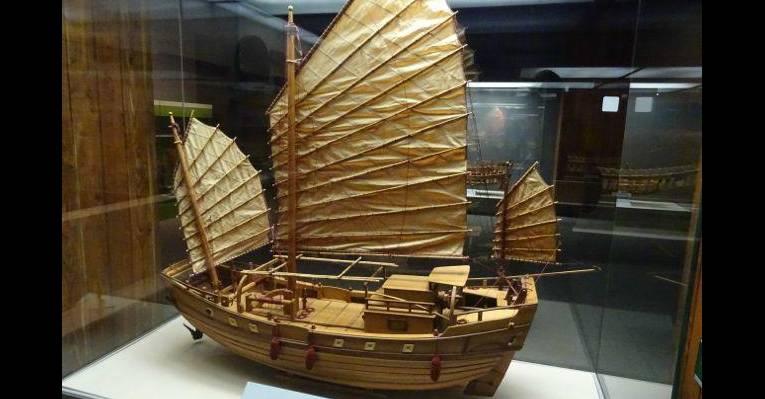 Морской музей Шанхай