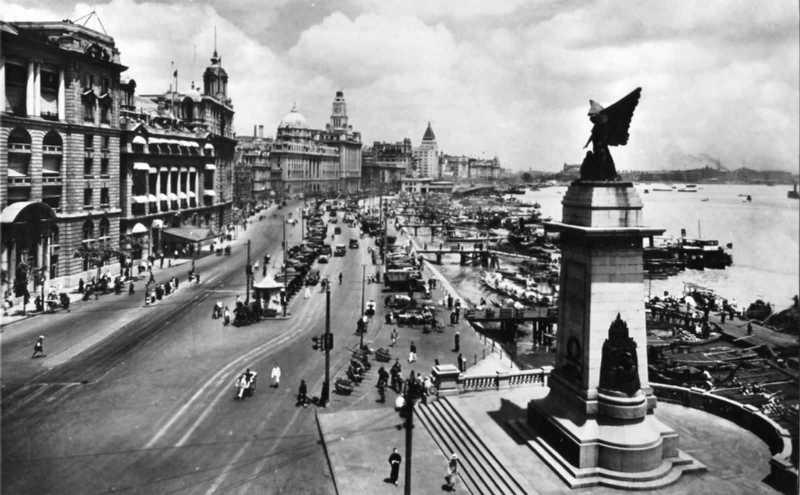Шанхай старое фото 1929