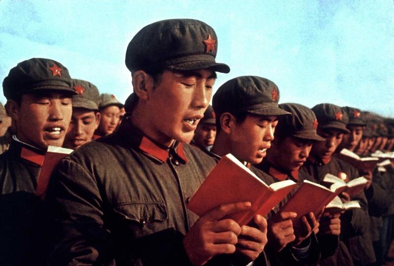 Великая культурная революция Китай армия