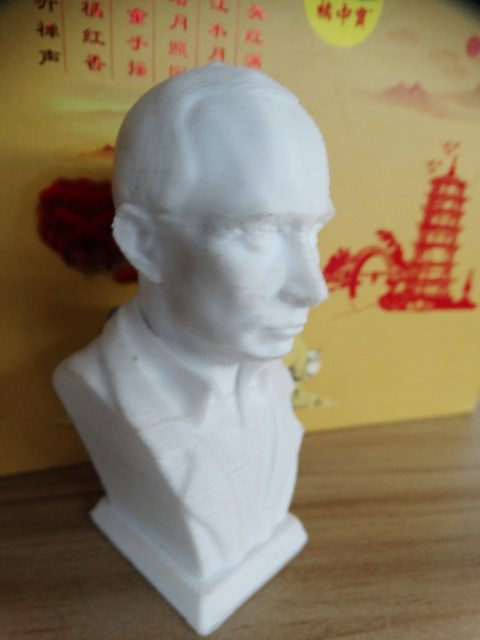 бюстик Путин