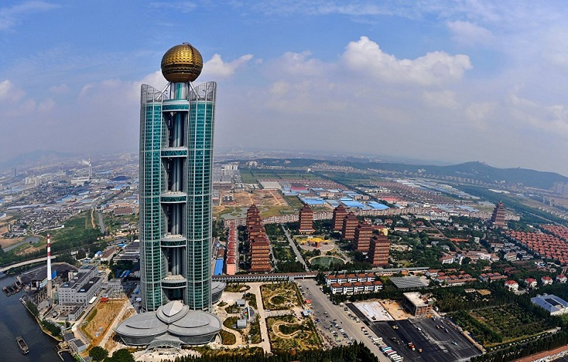 Отель Лонгхи,провинция Цзянсу,Китай