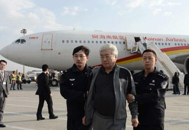 борьба с коррупцией,Китай