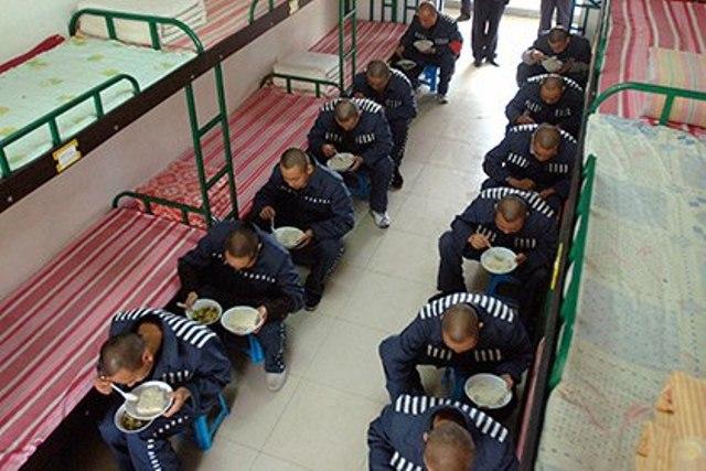 тюрьма,Китай