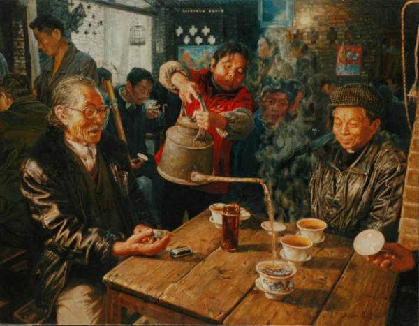 Чэнь Аньцзянь китайский художник