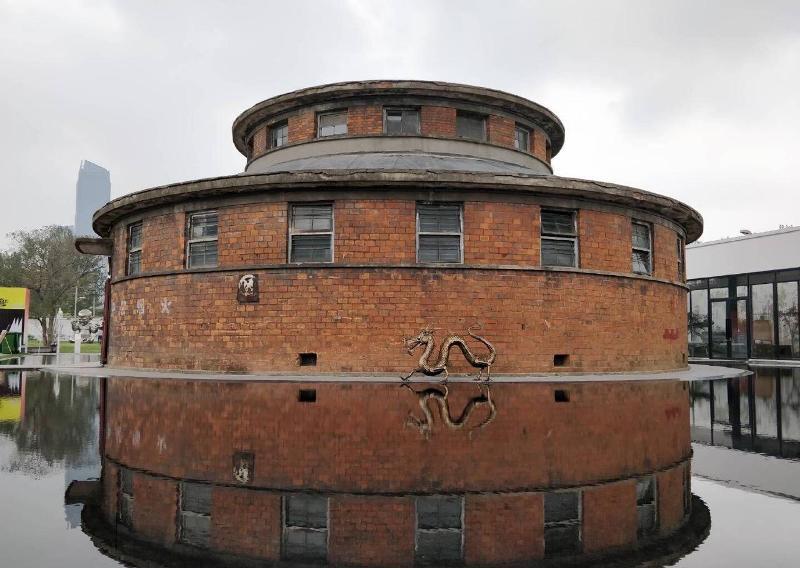 бывшая тюрьма Хэфэй музей Китай