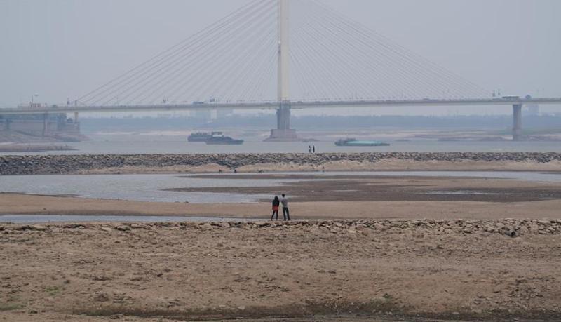 Засуха Цзянси