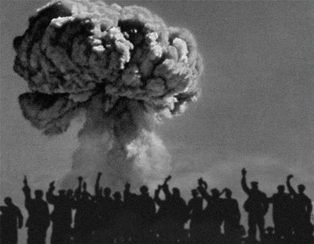 испытание ядерного оружия Китай 1964