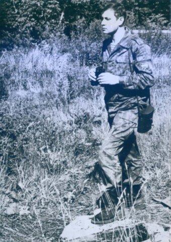 военкор Аркадий Константинов Босния 1994