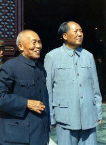 Ли Цзунжэнь и Мао Цзэдун